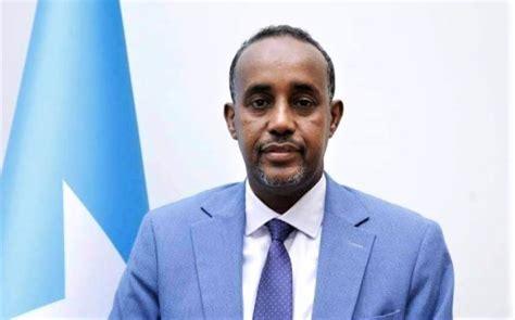SOMALIA Names New Prime Minister Mohamed Hussein Roble ...