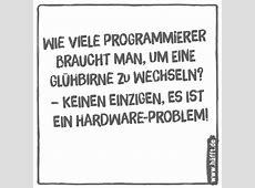 7 Witze über Programmier und Informatiker · Häfftde