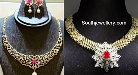 malabar gold dazzling necklace collection