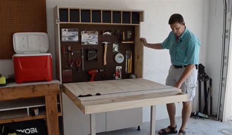 folding work station woodworking blog  plans