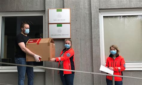 Valsts vides dienests dāvina NMPD radiācijas mēriekārtas ...