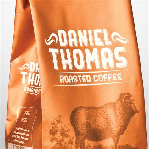 ☕️ no drama, just coffee las vegas: Daniel Thomas Roasted Coffee on Behance