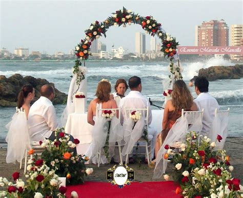 Organizacion y Decoracion de Bodas en Cartagena de indias