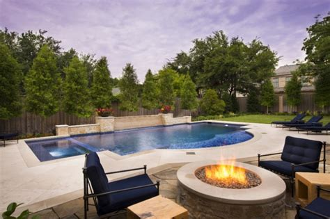 Backyard Pools By Design by 20 Sophisticated Outdoor Pit Designs Near The