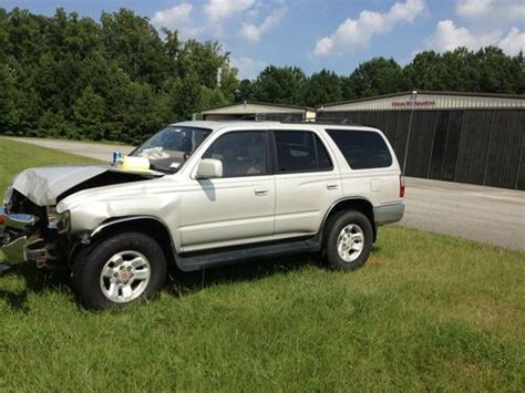 car engine manuals 1997 toyota 4runner seat position control purchase used 1997 toyota 4runner sr5 sport utility leather 4 door 3 4l parts repair 143k mi in