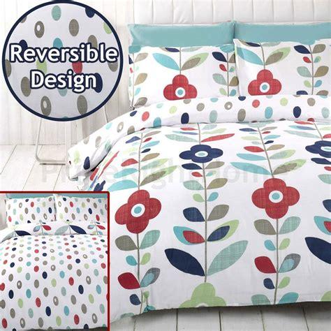 Bettwäsche Größen Ikea by Lulu Blumenmuster Einzelbettbezug Set Wendbare Bettw 228 Sche