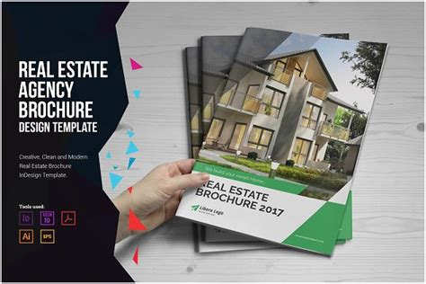 Real Estate Listing Brochure Template by 10 Creative Travel Magazine Templates For Tourism