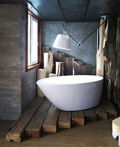 Moderne Badezimmer Ideen : moderne badezimmer im vintage style freshouse ~ Michelbontemps.com Haus und Dekorationen