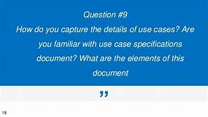 Top 10 Business Analyst Interview Questions And Answers On Uml