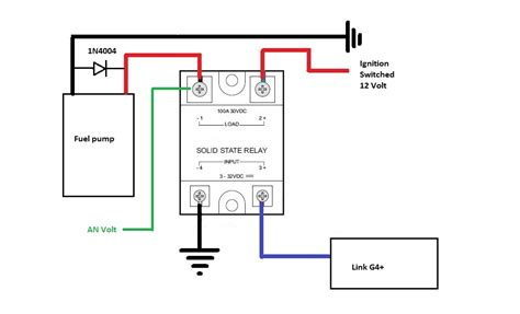 solid state relay wiring diagram wiring soild state relays g4 link engine management