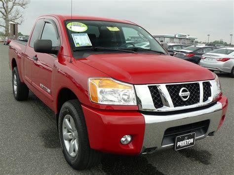 Used Truck For Sale Delaware Nissan Titan V8 4wd King Cab