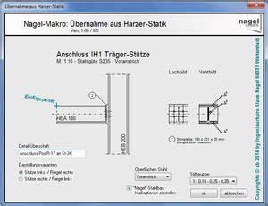 Statik Berechnen Lassen : statik software stahlbau gel nder f r au en ~ Themetempest.com Abrechnung