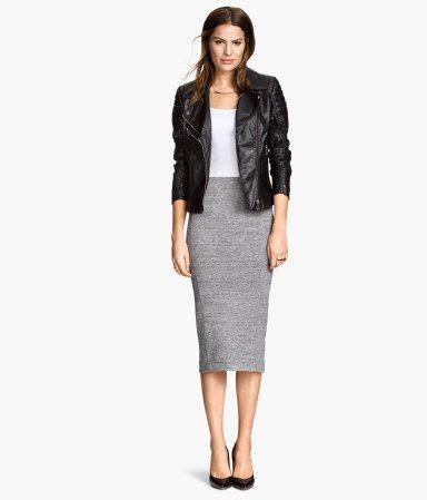 The 25+ best Long pencil skirt ideas on Pinterest | Long black pencil skirt Pencil skirts and ...