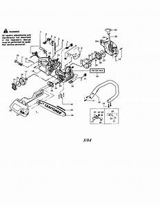 Craftsman 18 42cc Chainsaw Fuel Line Diagram  U2014 Untpikapps