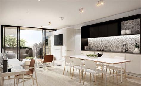 23 Open Concept Apartment Interiors For Inspiration by 23 Open Concept Apartment Interiors For Inspiration