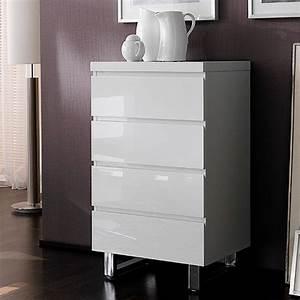 Sideboard Weiss Hochglanz Lack : kommode lima sideboard wei hochglanz lack neu ebay ~ Buech-reservation.com Haus und Dekorationen