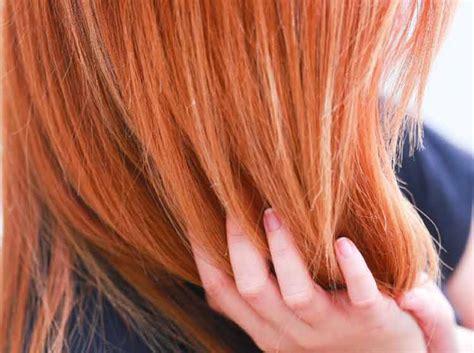 bleaching rambut sebelum  warnai  tidak rusak