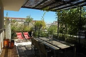 terrasses archives exonido pergolas sur mesure With amenager une terrasse exterieure 13 brise vue balcon decoration exterieure de votre terrasse