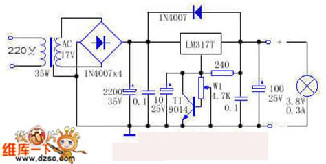 The Lmt Application Circuit Diagram Basic
