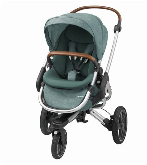 Maxi Cosi 3 Wheels Stroller 2017 Nomad Green Buy At Kidsroom Strollers