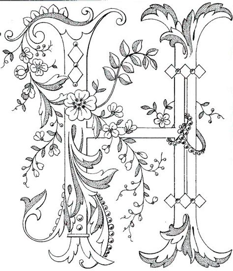 ideas  printable monogram  pinterest