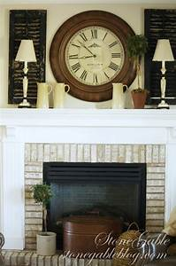 Shutters On The Mantle
