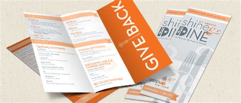 Nonprofit Marketing With Brochures  Printplacecom. Excellent Google Templates Resume. Sales Sheet Template Free. Post Graduate Basketball Prep Schools. Medical History Questionnaire Template. Excellent How To Make A Invoice Template. Graduate Scholarships For Minorities. Design Wedding Invitations Online. Free Printable Checks Template