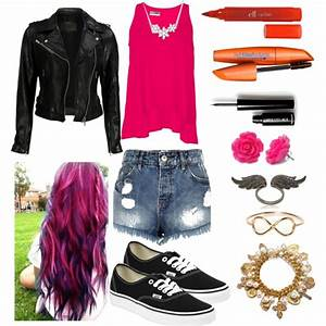 A bad girl outfit - Polyvore
