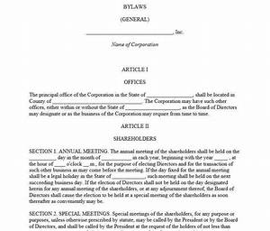 church bylaws template pdf templates resume examples With church constitution template