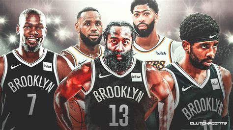 Did Nets surpass Lakers as title favorite after James ...