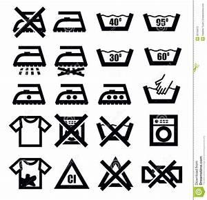 Symboles Lavage Vêtements : signes et v tements de lavage photographie stock image ~ Melissatoandfro.com Idées de Décoration