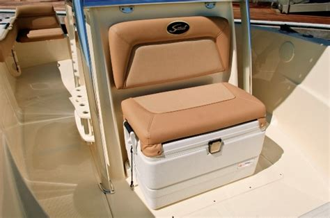 Triumph Boat Replacement Cushions by Center Console Boat Cooler Seats Images