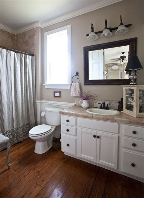 cozy  beautiful farmhouse bathroom ideas home