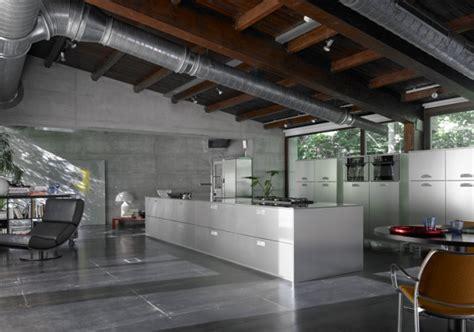 cuisine design industrie déco cuisine design cuisines personnalisées de logoscoop