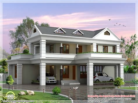 storey house design plan latest house design  philippines small  storey house designs