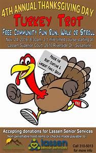 4th Annual Thanksgiving Turkey Trot This Thursday ...