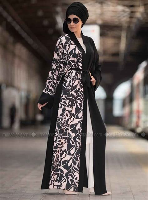 abaya moderne  jolie abaya chic classe  pas chere