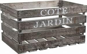 Caisse De Jardin : caisse en bois c t jardin taille 1 ~ Teatrodelosmanantiales.com Idées de Décoration