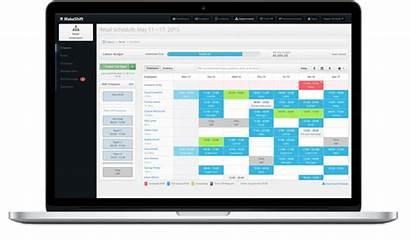 App Adp Makeshift Employee Scheduling Intuitive Schedule