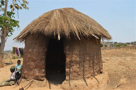In Celebration Of The African Vernacular Architecture