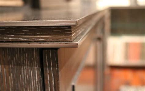 plate steel countertops brandner design