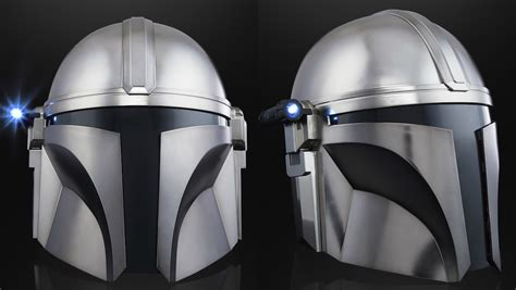 Live Like THE MANDALORIAN with a Full-Scale Replica Helmet ...