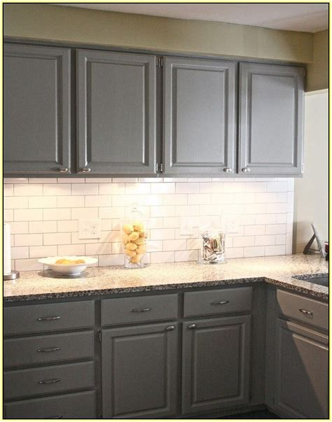 grey cabinets white backsplash gray cabinets white subway tile backsplash kitchen 137 | b13d3c1c8b91361b36dc597306e685eb