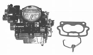 Carburetor  Rochester  For Mercruiser  120 Hp    2 5l140 Hp
