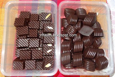 mieilins kitchen coklat  coklat