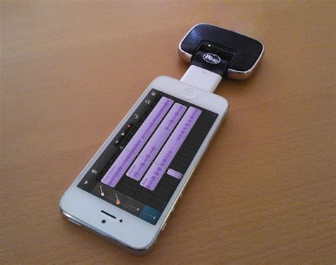 iphone mic blue mikey digital microphone for iphone review