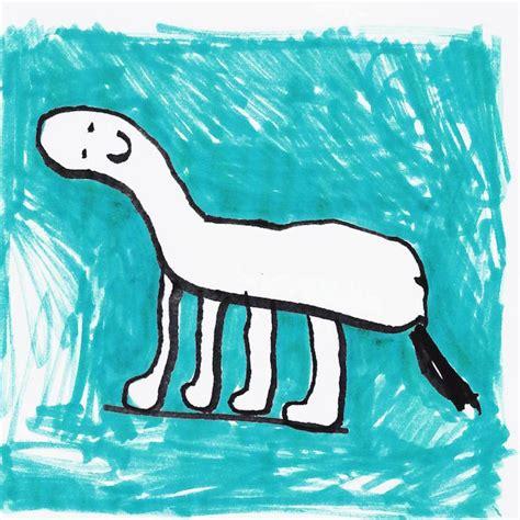 artist brings  funny kids drawings  life