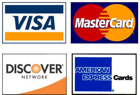 credit card logos mary  mancuso dmd