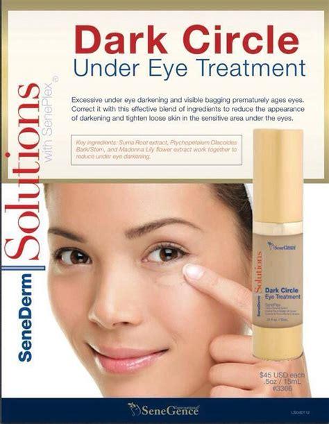 Dark circles under eyes cream