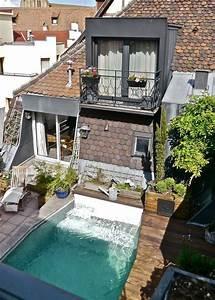 Amenagement Terrasse De Toit : rooftop marie claire maison ~ Premium-room.com Idées de Décoration